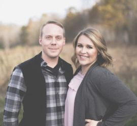 adoption parent profile - Michael and Jessica