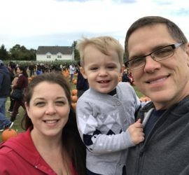 adoption parent profile - Michael & Lisa