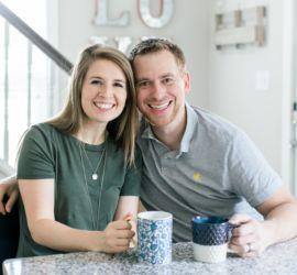 adoption parent profile - Michelle and Jansen