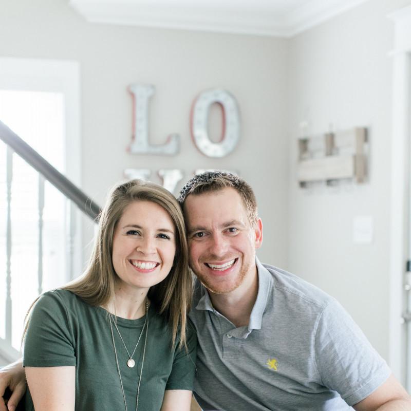 adoption profile - Michelle and Jansen