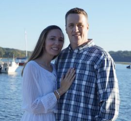 adoption parent profile - Michelle and Scott
