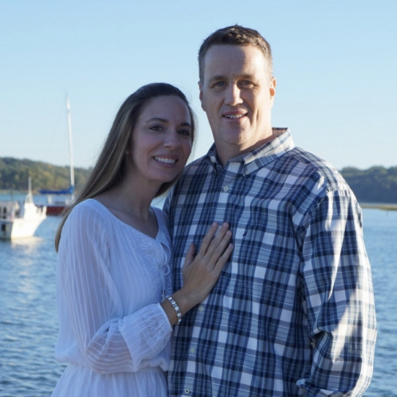 adoption profile - Michelle and Scott