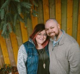 adoption parent profile - Mikel & Odessa