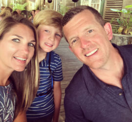 adoption parent profile - Nathan & Christen