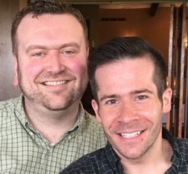 adoption parent profile - Paul & Ryan