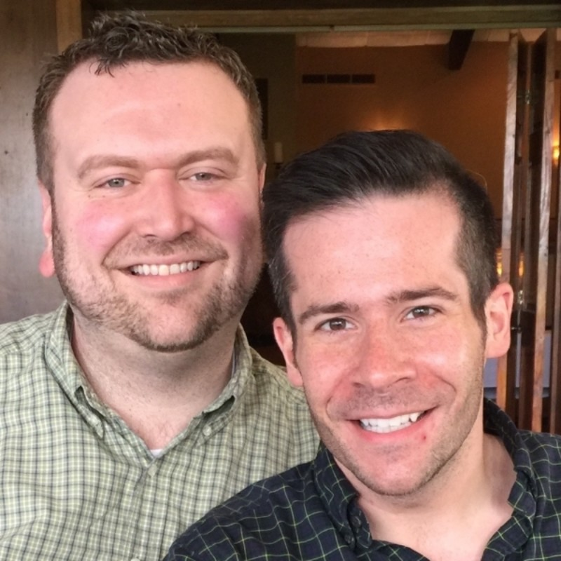 adoption profile - Paul & Ryan