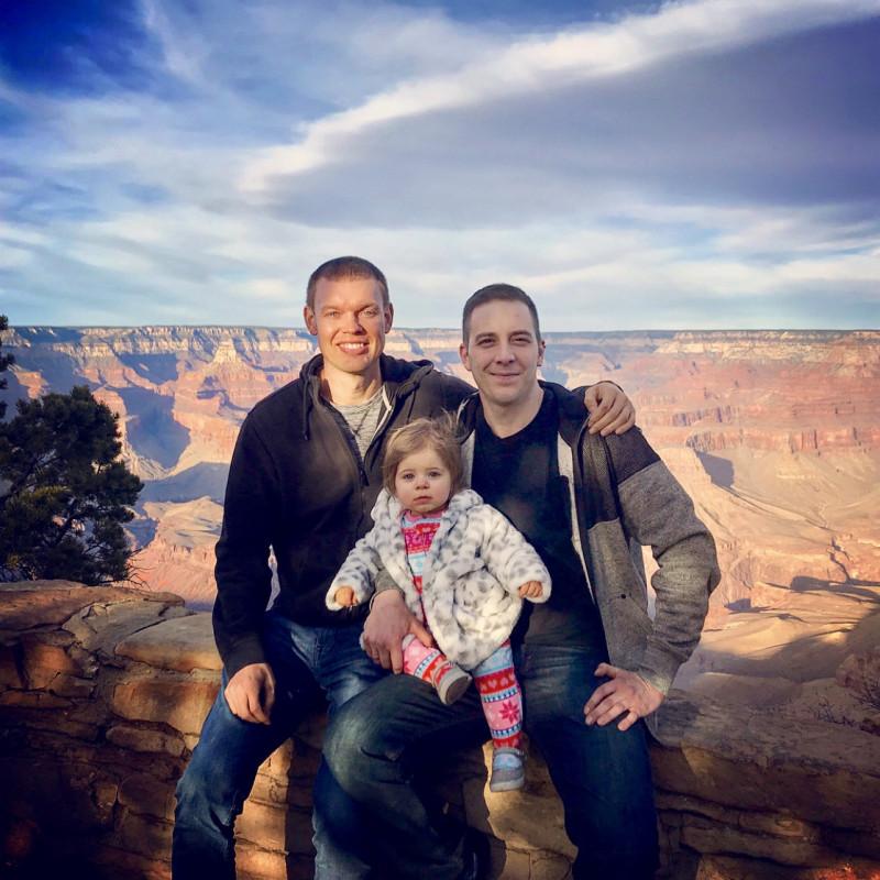 adoption profile - Rory & Matt & Layla