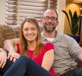 adoption parent profile - Ruskin & Melissa