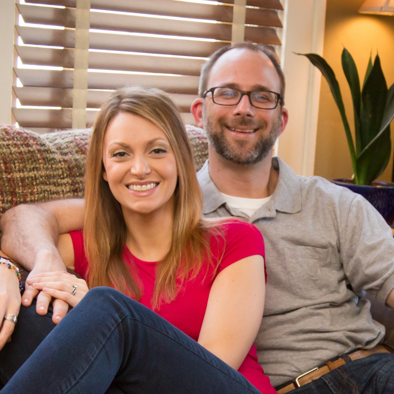 adoption profile - Ruskin & Melissa