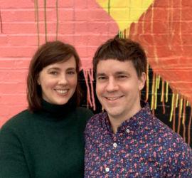 adoption parent profile - Sarah & Jeremy