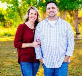 adoption parent profile - Scott and Stephanie