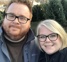 adoption parent profile - Shannon & Dan