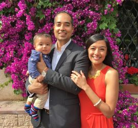 adoption parent profile - Shirin and Sachin
