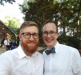adoption parent profile - Tim & Zach