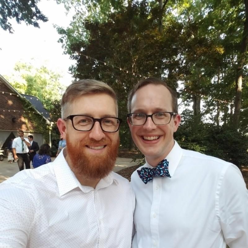 adoption profile - Tim & Zach