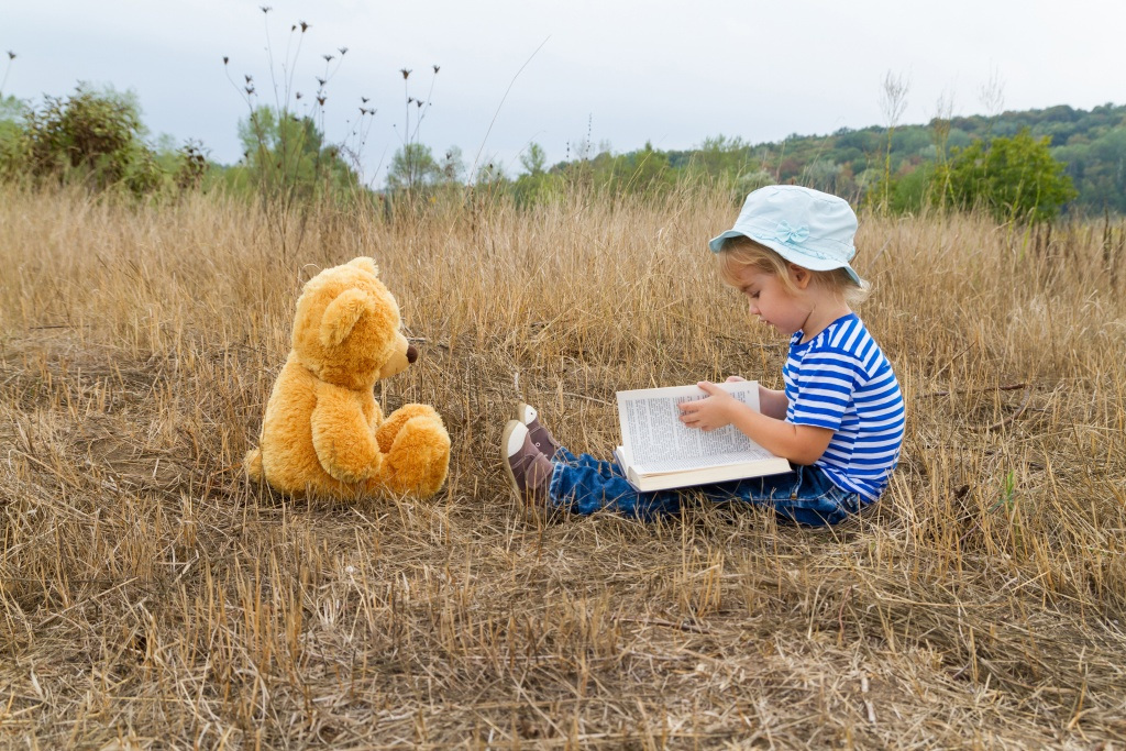 Adoption Book Reading