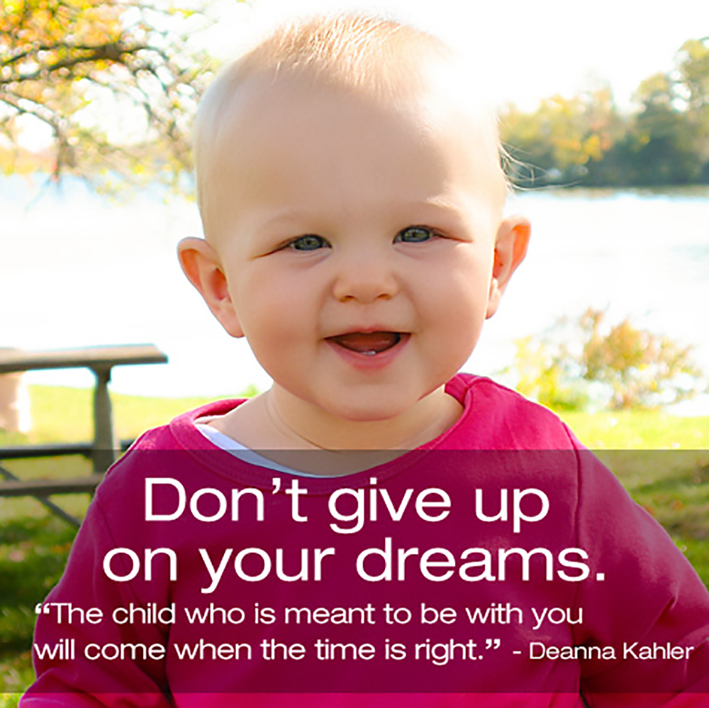 Kahler Adoption Inspiration Quote