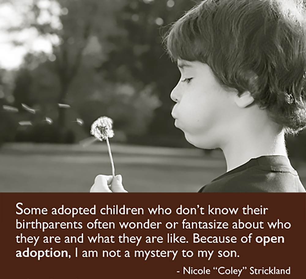 Why I Chose Open Adoption