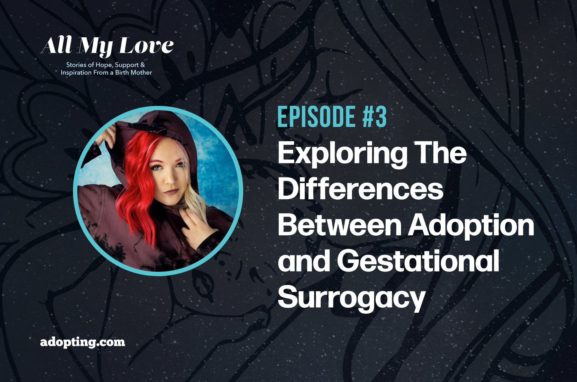 Differences between adoption and surrogacy