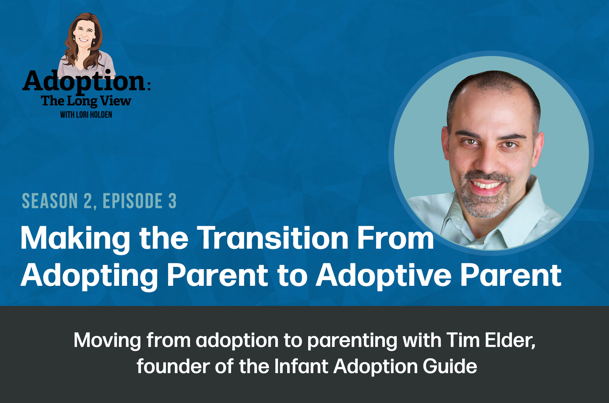 From adopting to parenting with tim elder