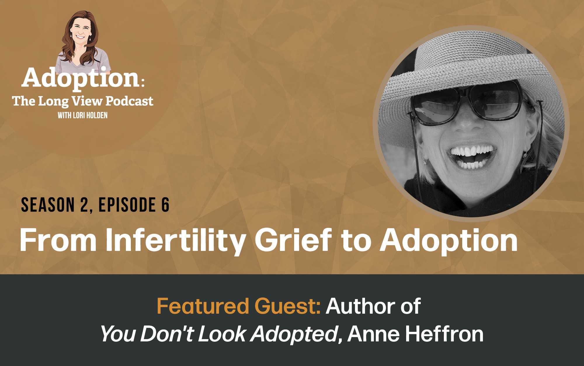 From infertility grief to adoption