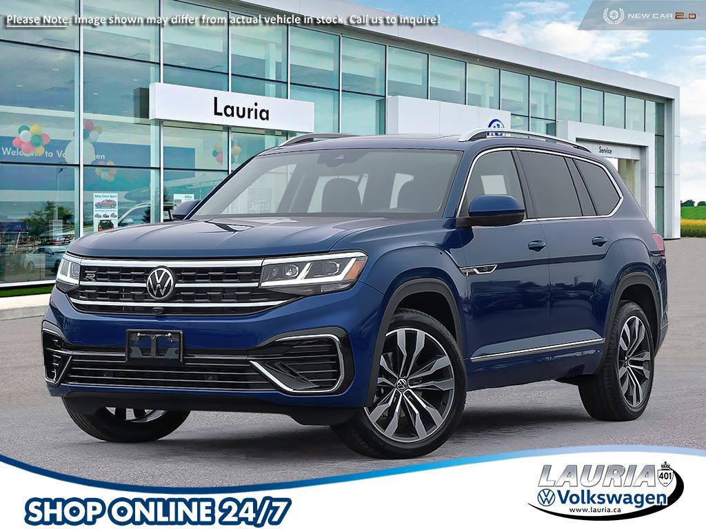 New 2021 Volkswagen Atlas 3.6 FSI Execline R-Line 4Motion AWD