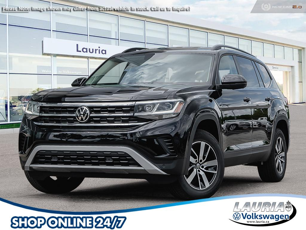 New 2021 Volkswagen Atlas 3.6 FSI Comfortline 4Motion AWD