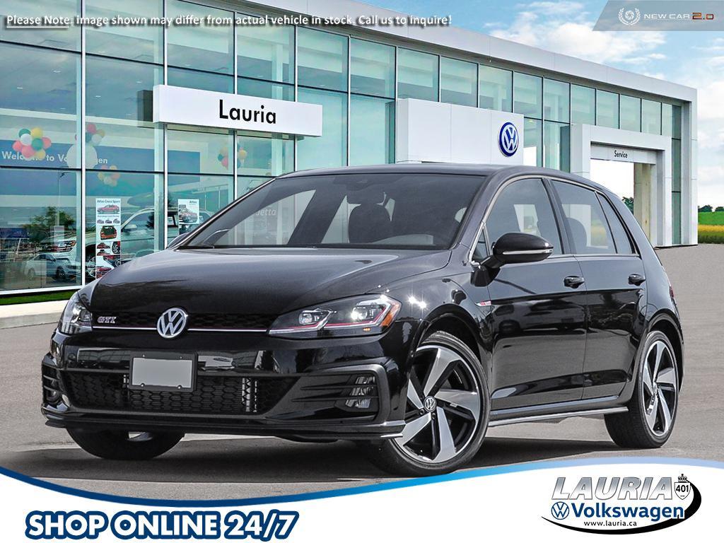 New 2019 Volkswagen GTI 2.0 TSI Autobahn Auto - DEMO