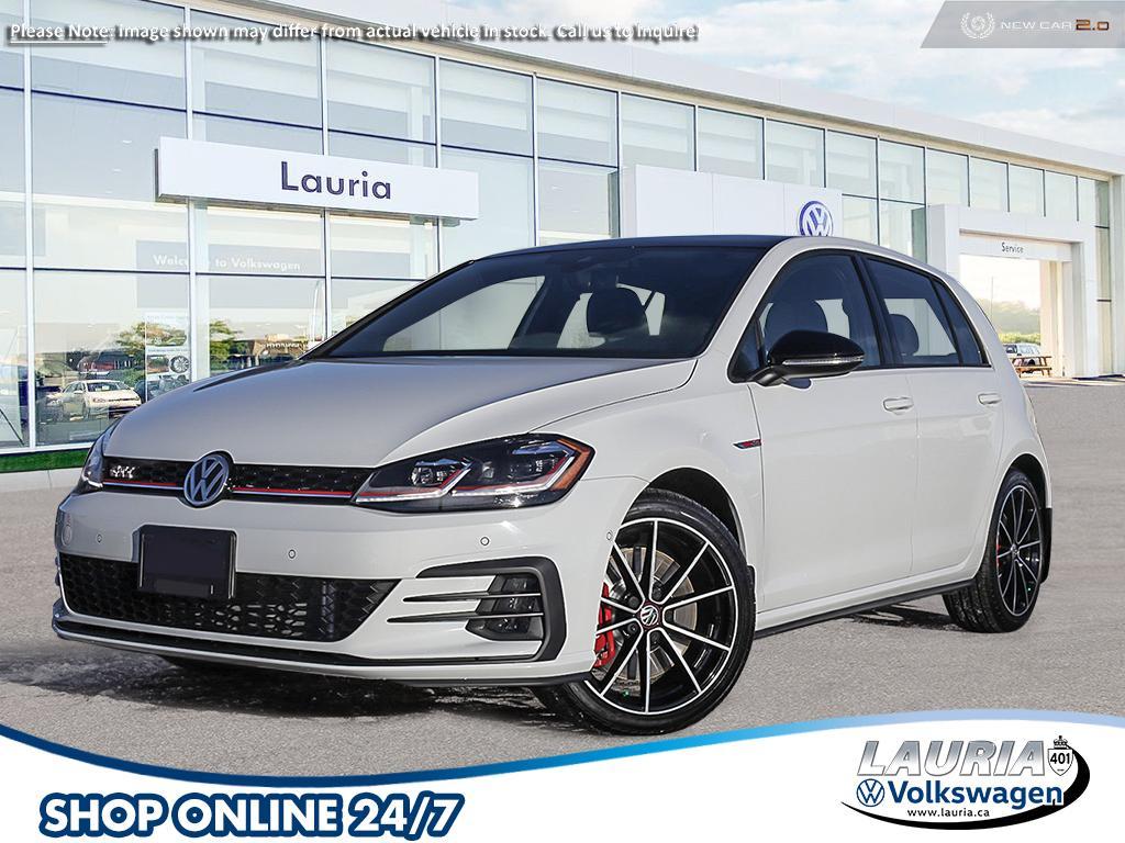 New 2021 Volkswagen GTI 2.0 TSI Autobahn Auto