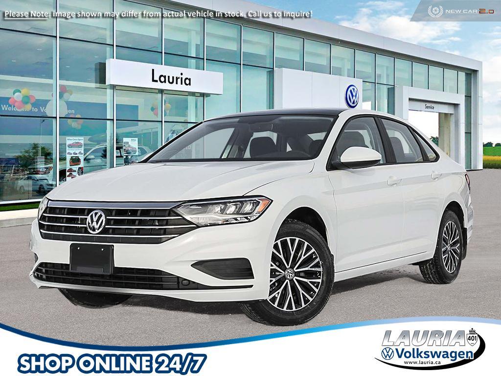 New 2021 Volkswagen Jetta Comfortline Auto
