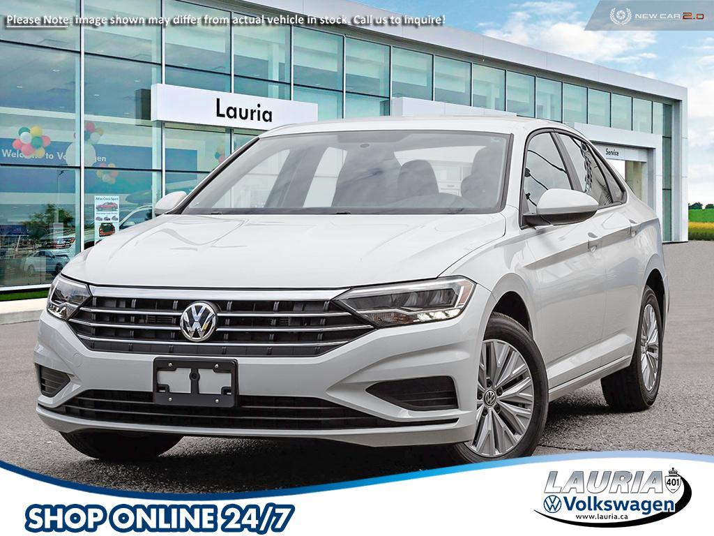New 2020 Volkswagen Jetta 1.4 TSI Comfortline Auto