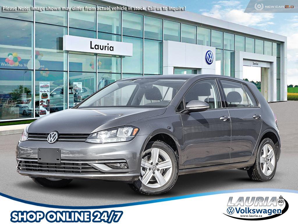 New 2020 Volkswagen Golf 1.4 TSI Highline Auto