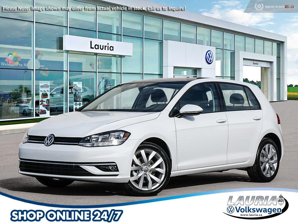 New 2021 Volkswagen Golf 1.4 TSI Highline Auto