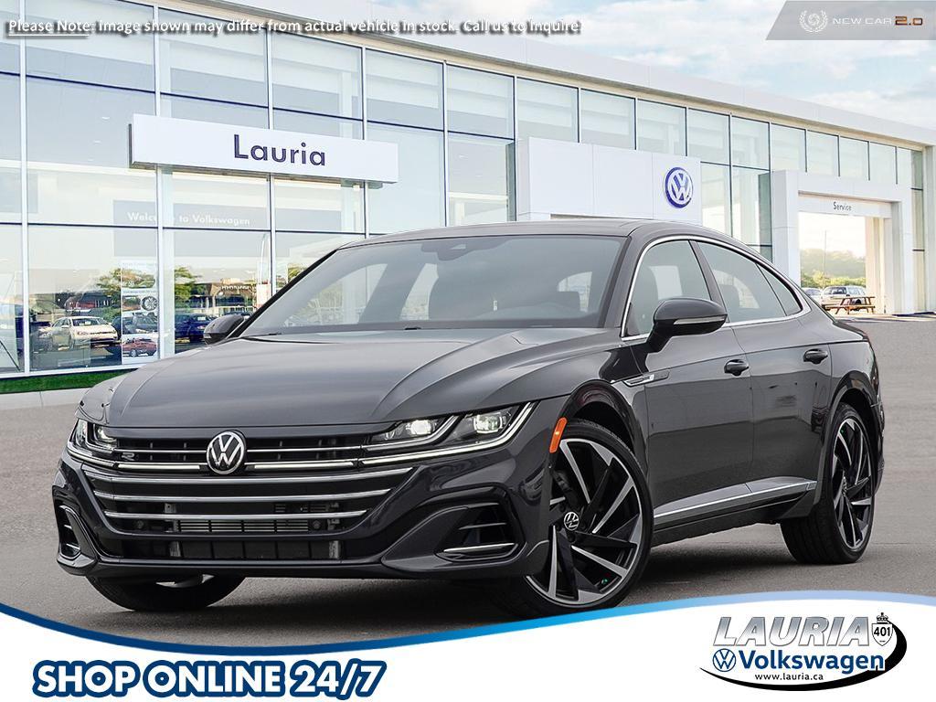New 2021 Volkswagen Arteon 2.0T Execline R-Line Auto