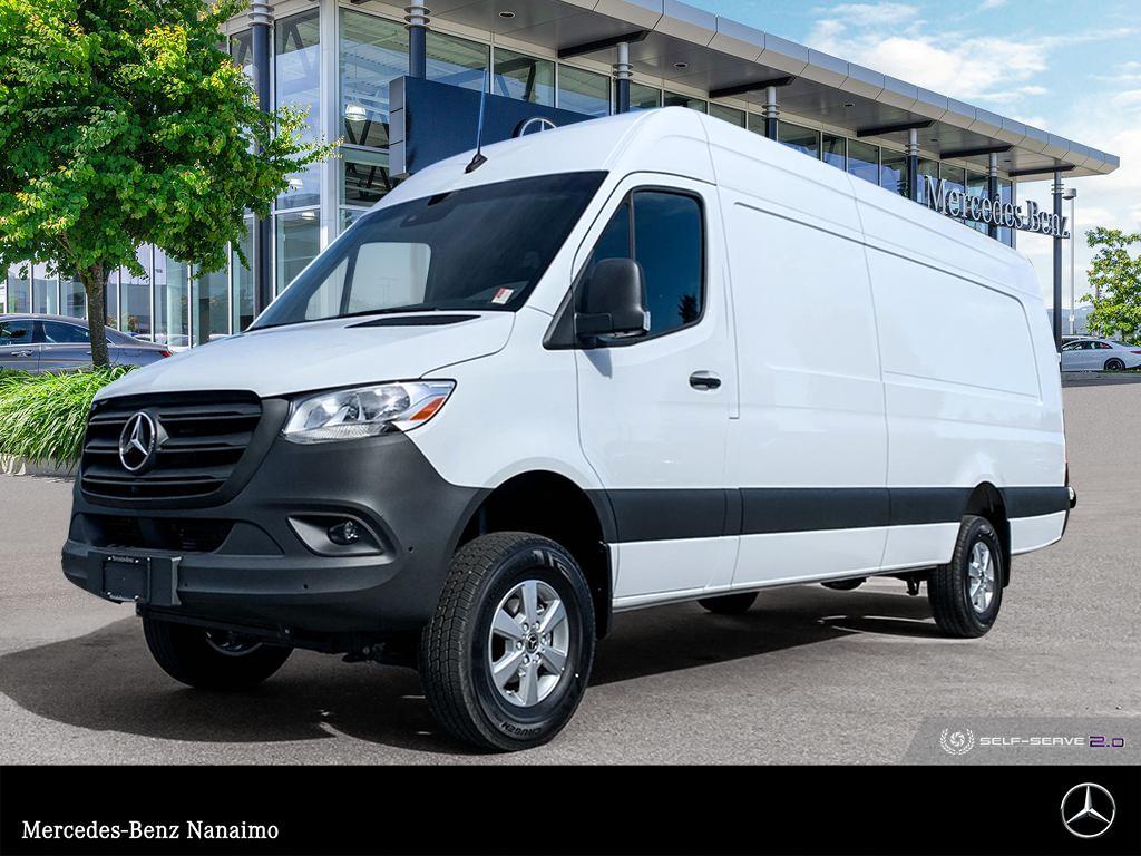 New 2020 Mercedes-Benz Sprinter 4x4 2500 Cargo 170 Ext.