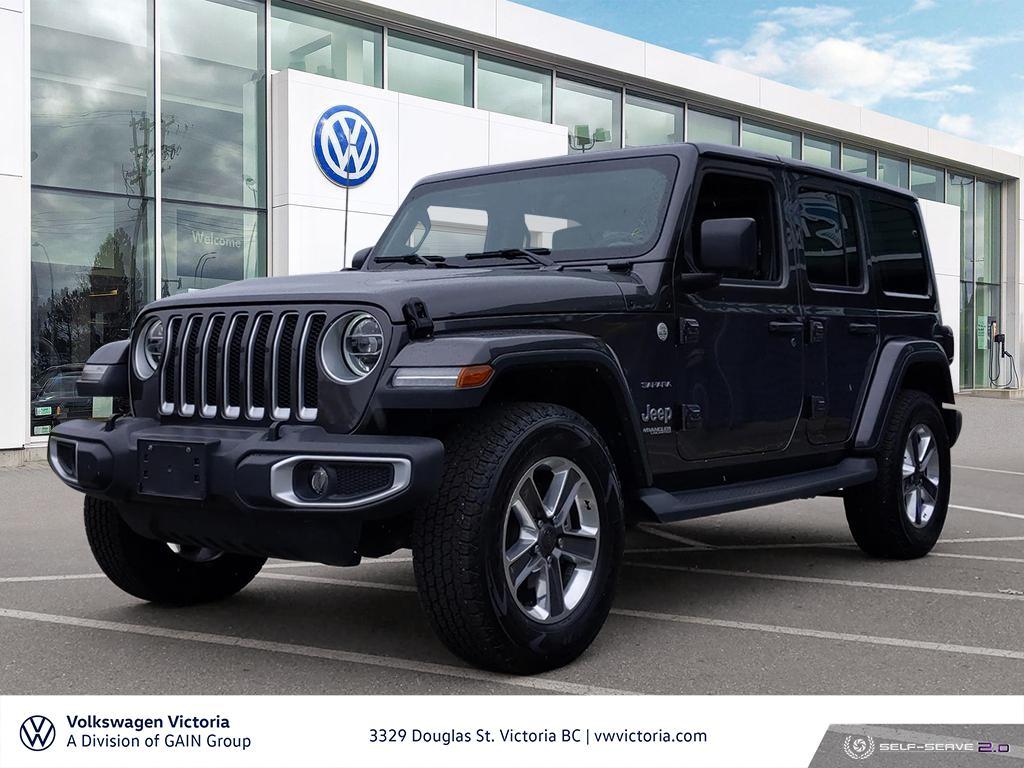 2019 Jeep Wrangler Jl Unlimited Sahara