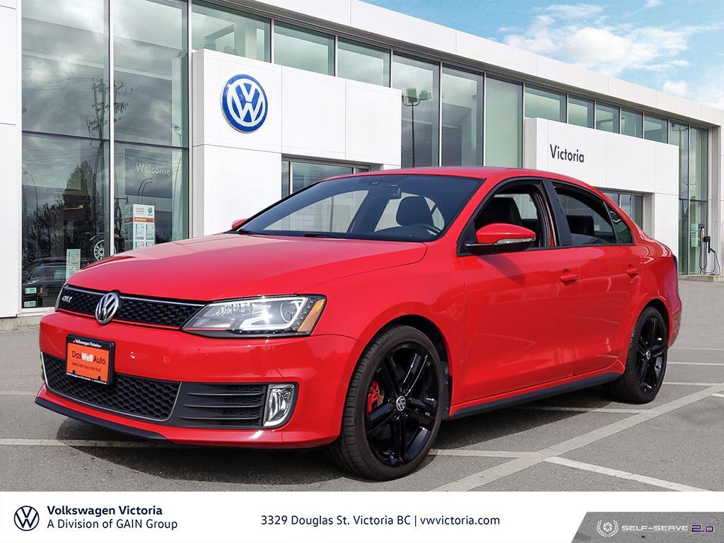 2015 Volkswagen Jetta GLI 2.0T 6sp