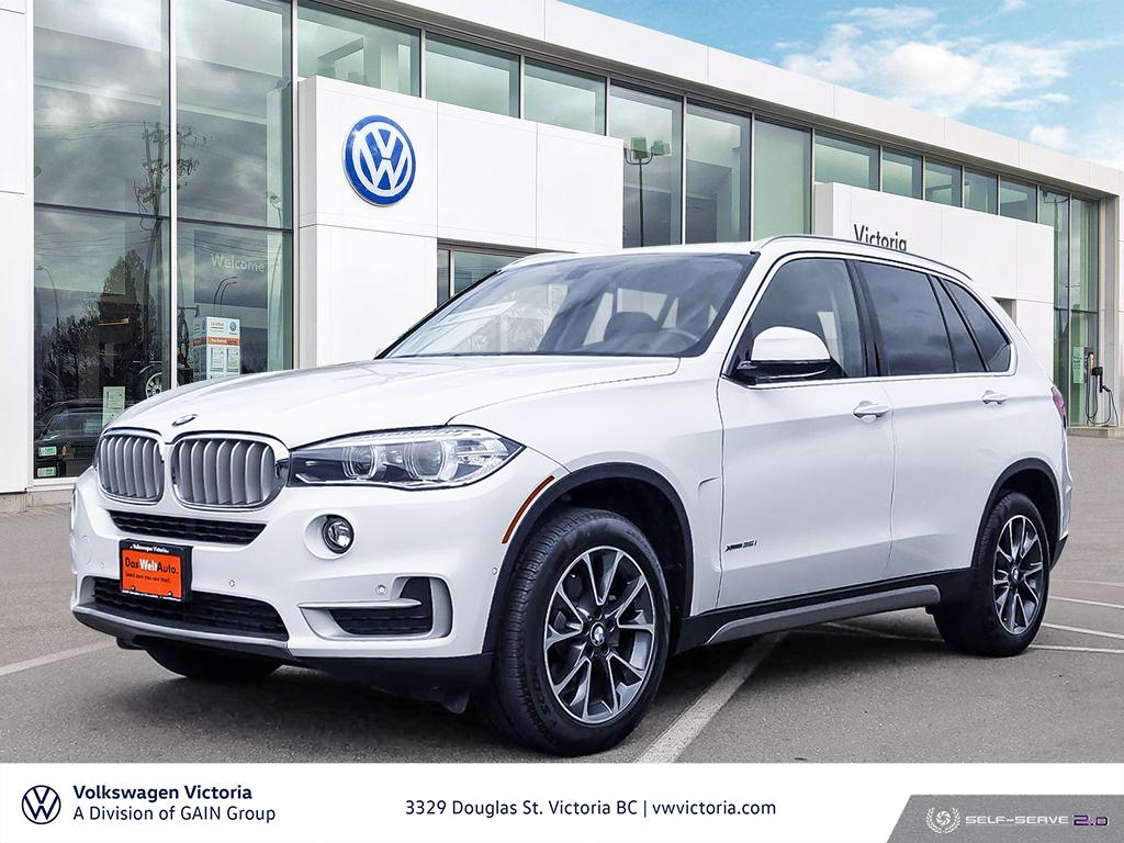 Pre-Owned 2018 BMW X5 xDrive35i SUV