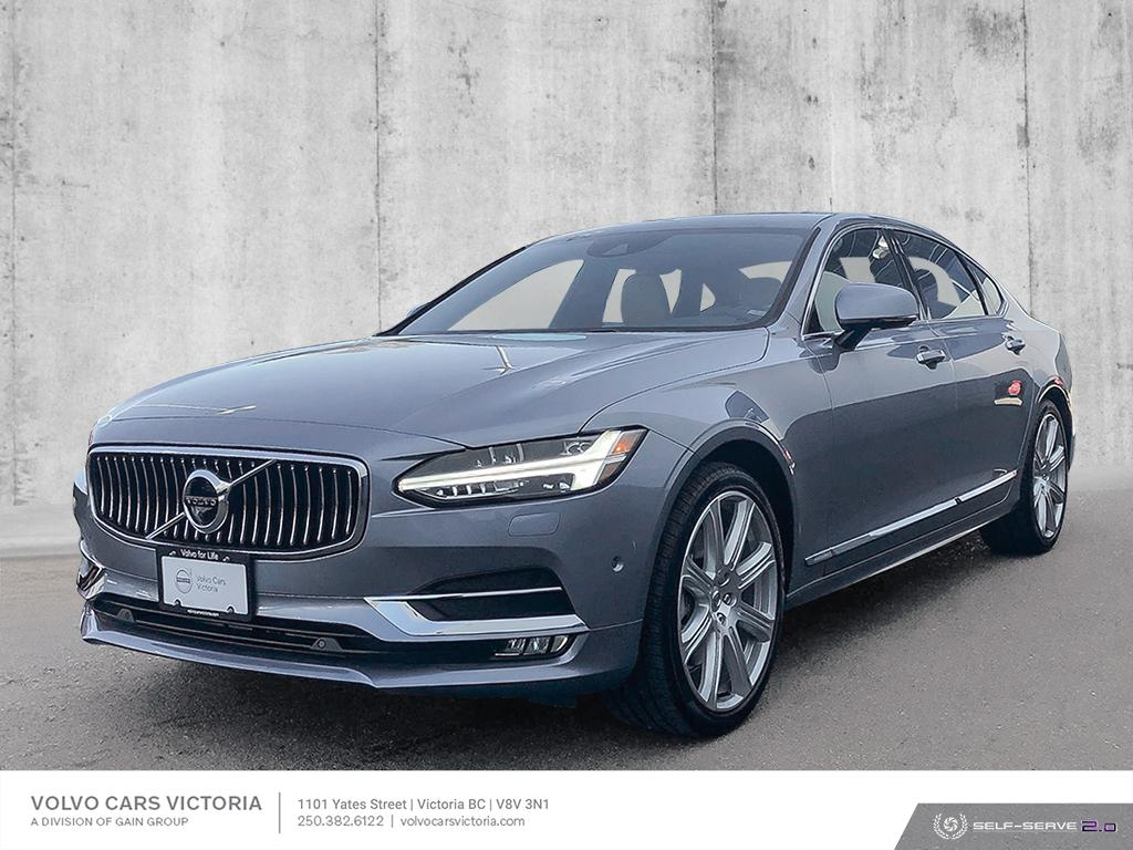 New 2020 Volvo S90 T6 AWD Inscription