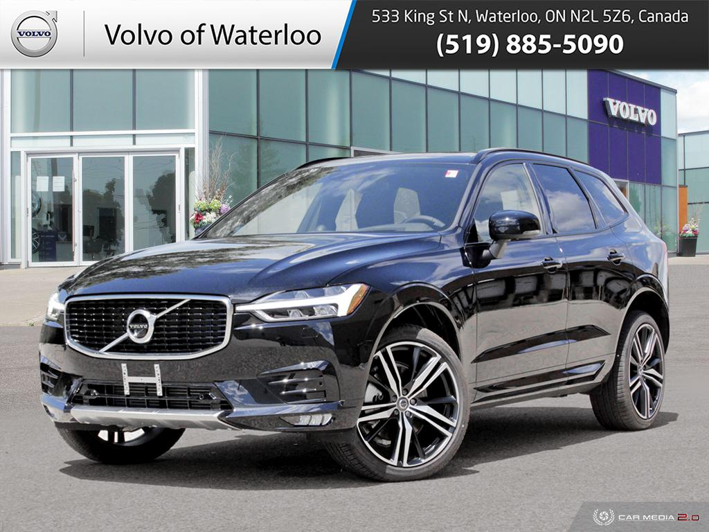 New 2020 Volvo XC60 T6 AWD R-Design
