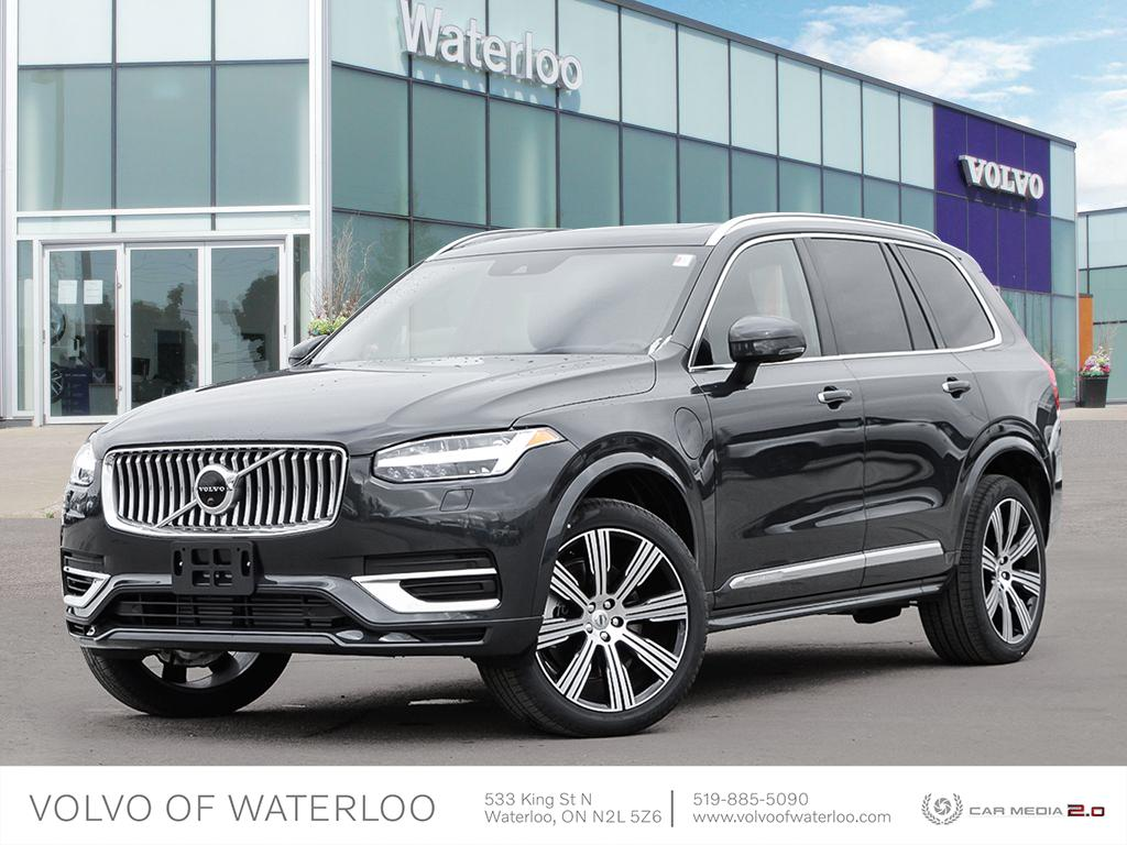 New 2021 Volvo XC90 T8 eAWD Inscription