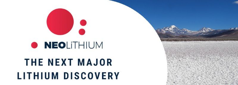 Neo Lithium discovers Tres Quebradas, starts trading, by @marketwired