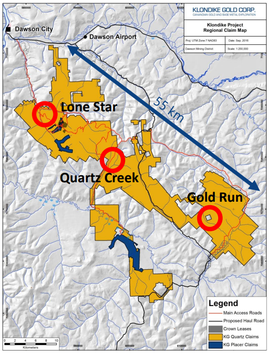 Klondike Gold Corp Exploring For Gold In The Heart Of The Yukon