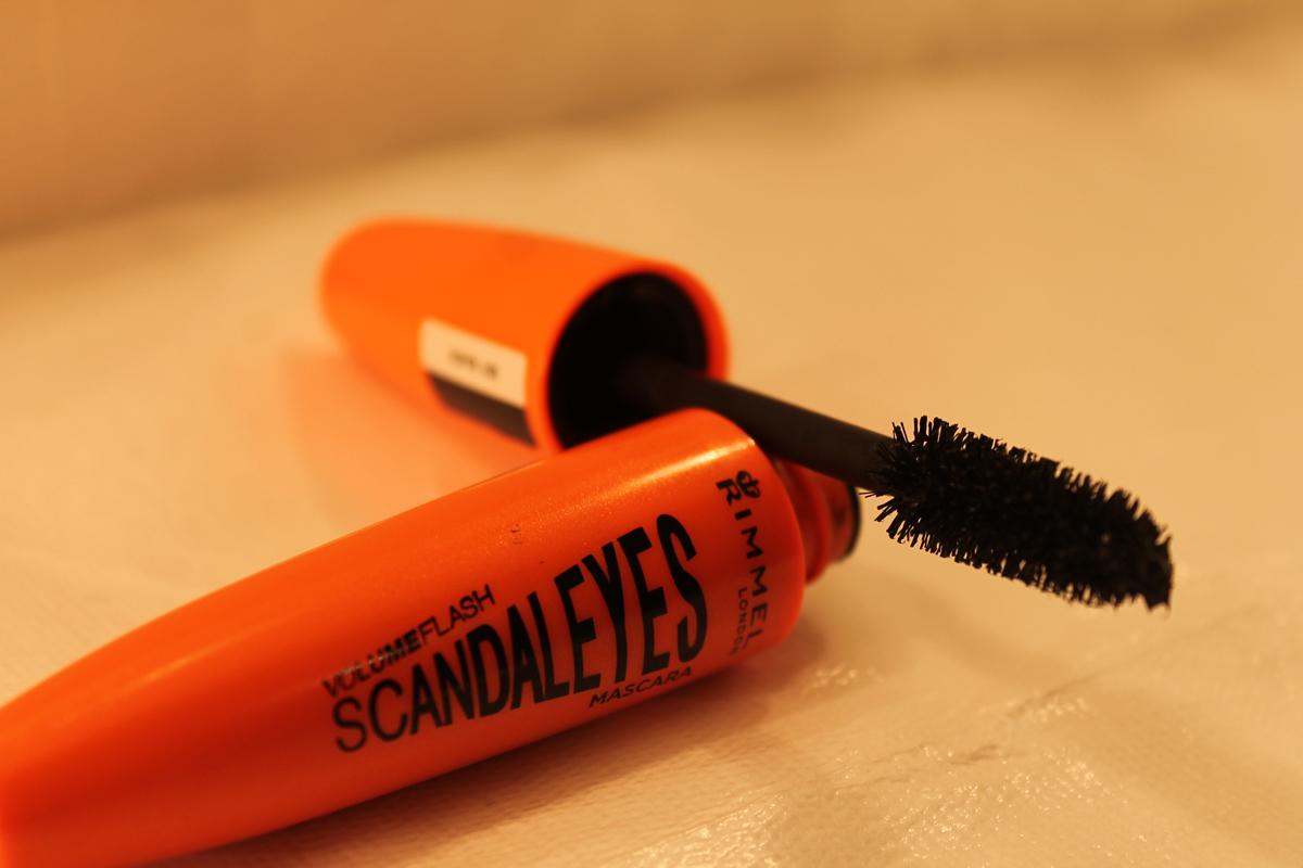 Rimmel Scandaleyes Mascara