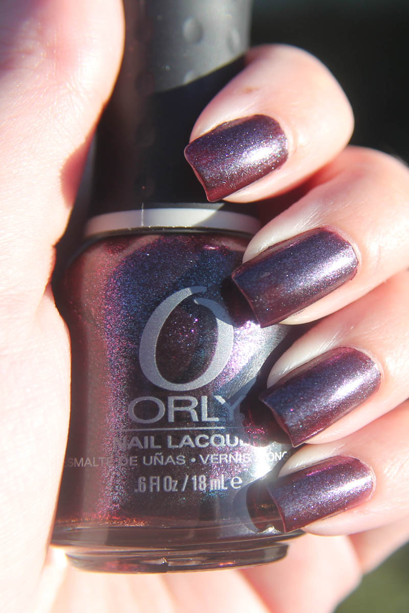 Orly Galaxy Girl and Space Cadet - Cosmetic Sanctuary