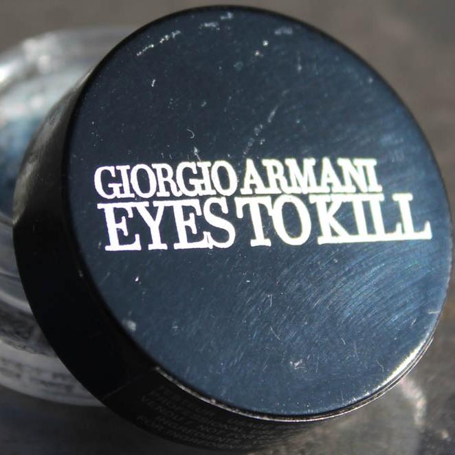 Giorgio Armani Eyes To Kill in Airy Jade