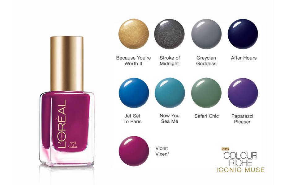 i - Vernis L Oral Color Riche