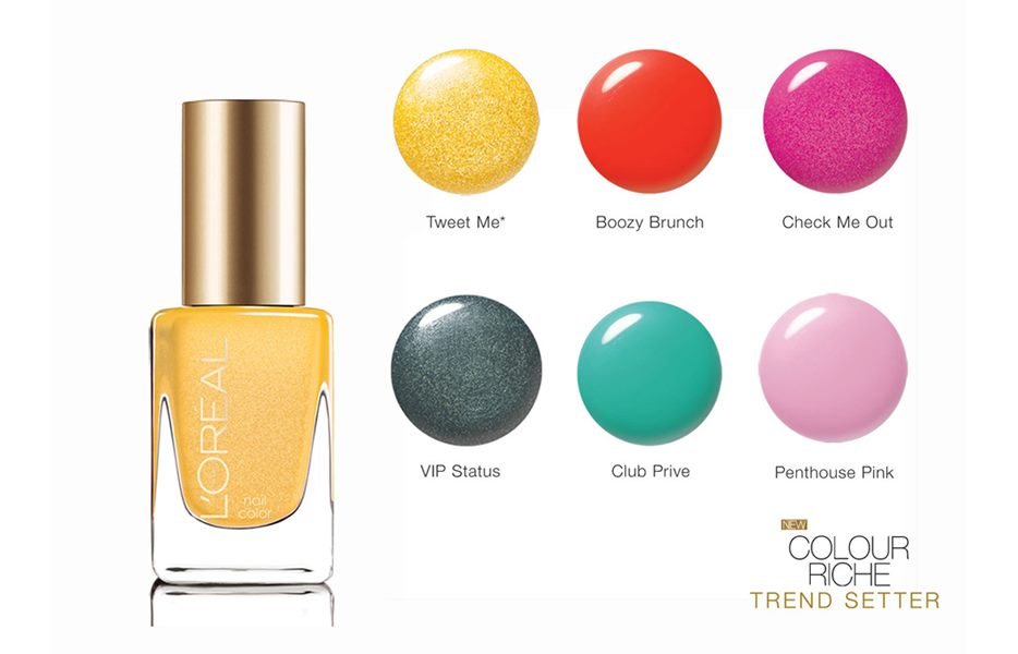 L'Oreal Paris Colour Riche Nail Review and Swatches | Cosmetic ...