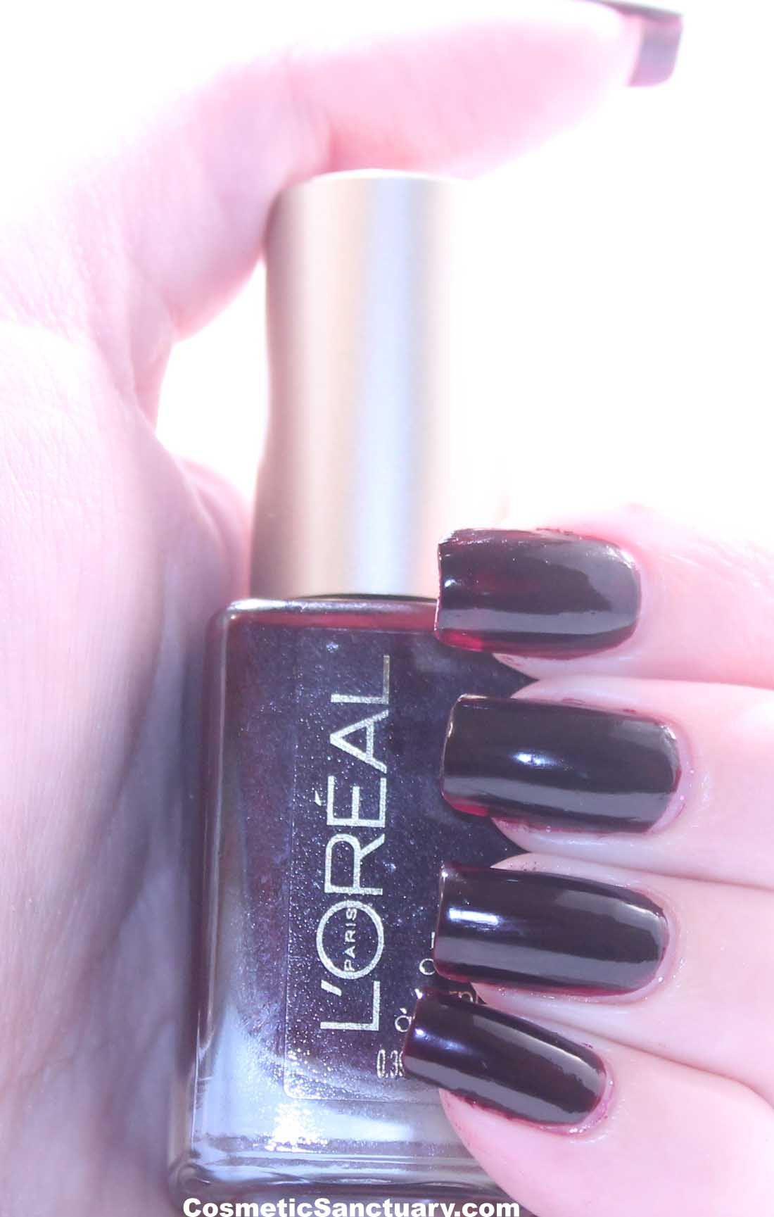 L\'Oreal Paris Colour Riche Nail Review and Swatches
