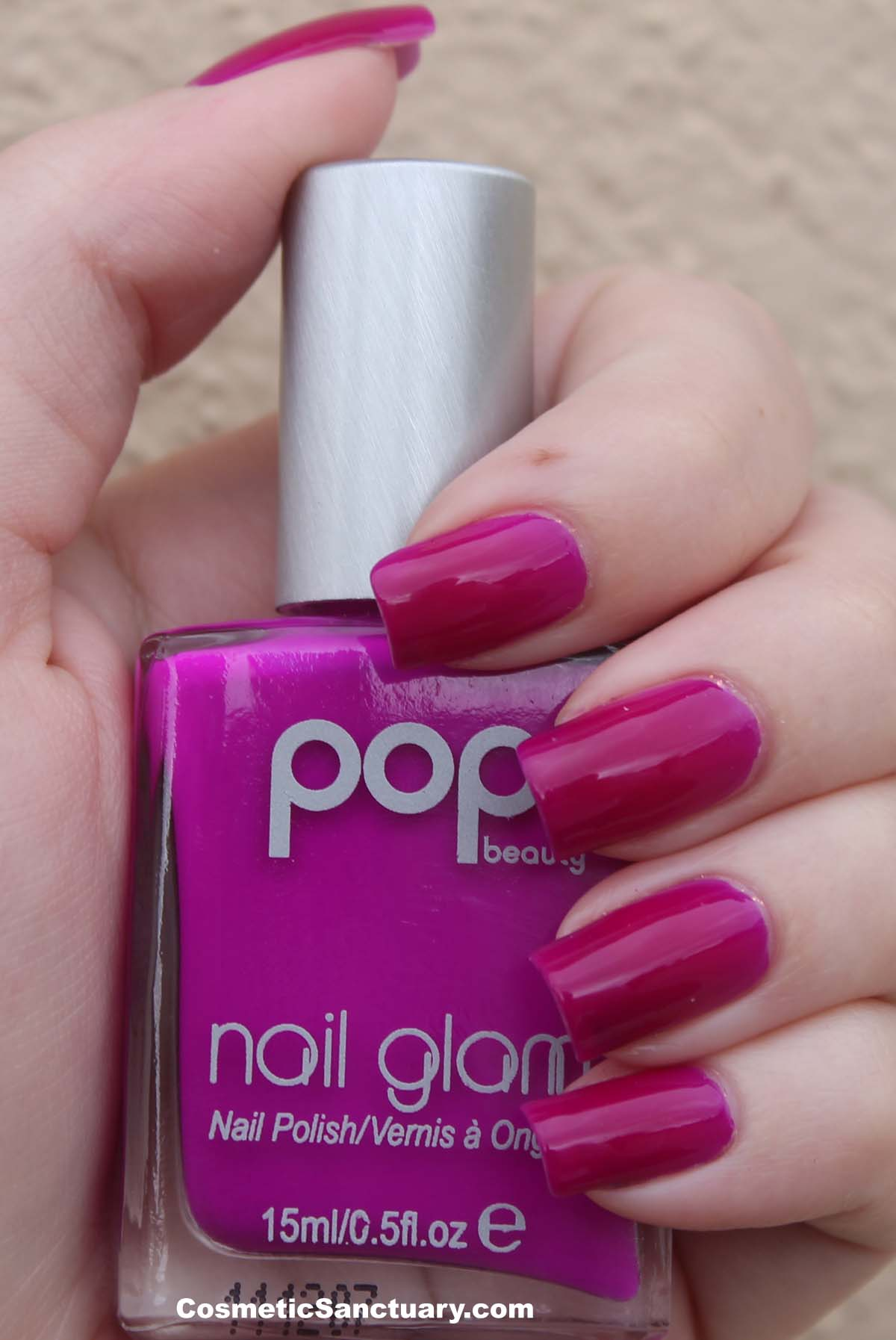 POP Beauty Nail Glam Swatches and Reviews